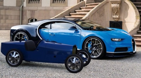 bugatti - Bugatti Baby II 05 - Baby Bugatti seeks 'Baby' driver, no experience required