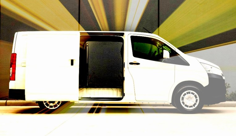hiace - Toyota HiAce feature - Toyota HiAce: Winner by a nose
