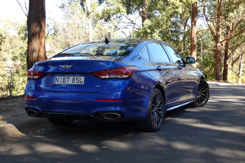 genesis - genesis g80 sport 07 - Genesis G80: New clothes for an old friend