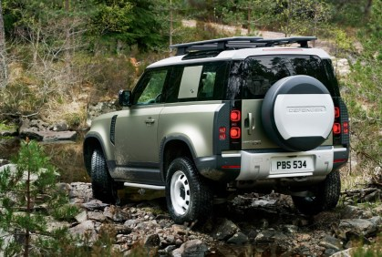 defender - land rover defender 05 - Nah, that's not the Defender — is it?