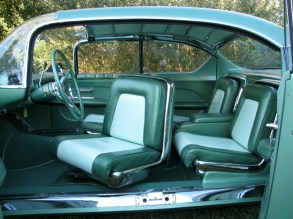 biscayne - 1955 Chevrolet Biscayne 01 - Biscayne escaped the crusher, but only just