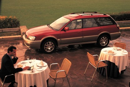 outback - Subaru outback 2nd generation 01 - Subaru Outback: Oldie but a goldie
