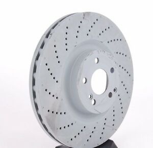 Mercedes-Benz Genuine Front Disc Rotor for S-Class (W222, V222, X222)