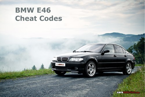 small resolution of tips and tricks to get the secret codes out of your bmw e46