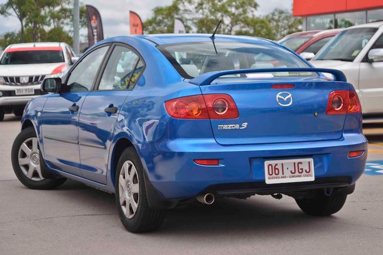 2005 mazda 3 sedan [ 1280 x 853 Pixel ]
