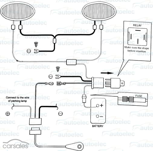 Wiring Diagram For Spotlights : 29 Wiring Diagram Images