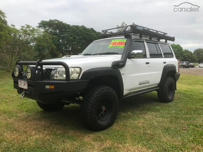 New Used Nissan Patrol Cars For Sale In Moreton Bay