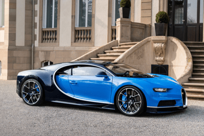 Bugatti Chiron And Veyron European Sales Figures