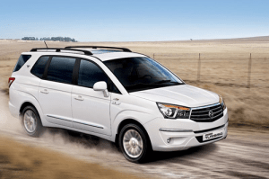 SsangYong-auto-sales-statistics-Europe