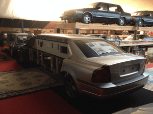 Swedish-Collection-Volvo-S80-Limousine-clay-model