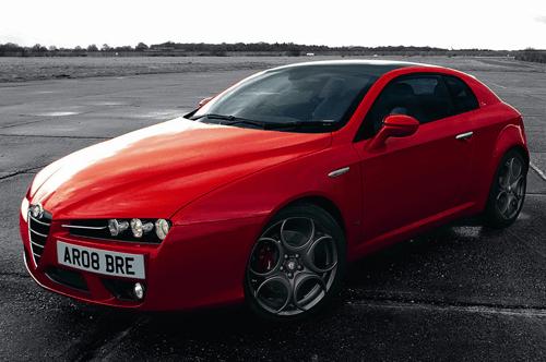 Alfa Romeo Brera European Sales Figures - Alfa romeo brera for sale usa
