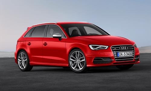 Audi A S RS European Sales Figures - S3 audi