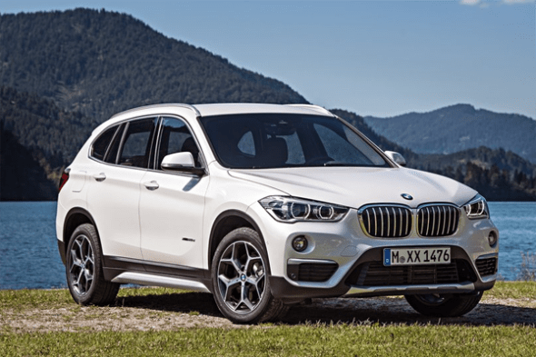 Auto Sales Data Today: BMW X1 European Sales Figures