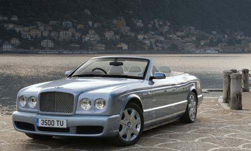 Bentley-Azure-auto-sales-statistics-Europe