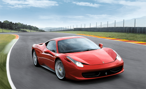 Ferrari 458 production numbers
