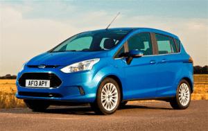 Ford-B-Max-auto-sales-statistics-Europe