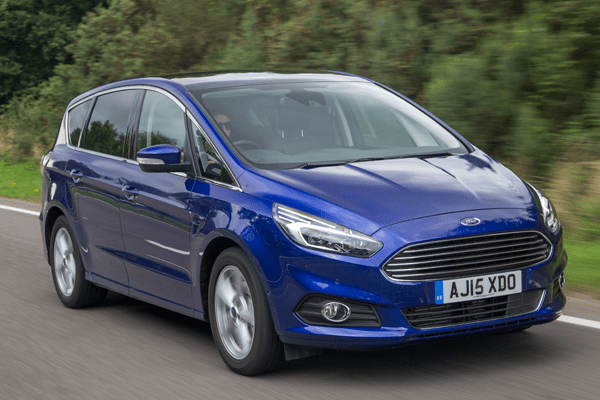 Auto Sales Europe Data: Ford S-Max European Sales Figures