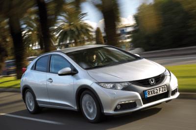 Honda-Civic-auto-sales-statistics-Europe