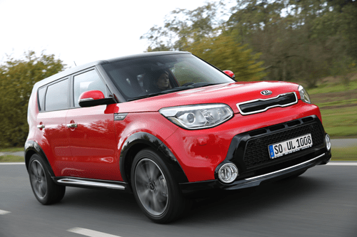 Auto Sales Europe Data: Kia Soul European Sales Figures