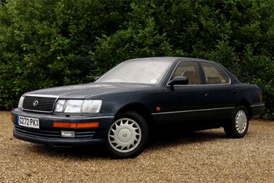 Lexus_LS400-1990-auto-sales-statistics-Europe