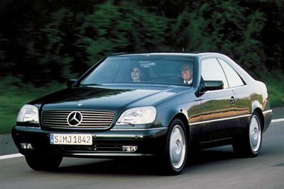 Mj Auto Sales >> Mercedes Benz Cl W140 Auto Sales Statistics Europe