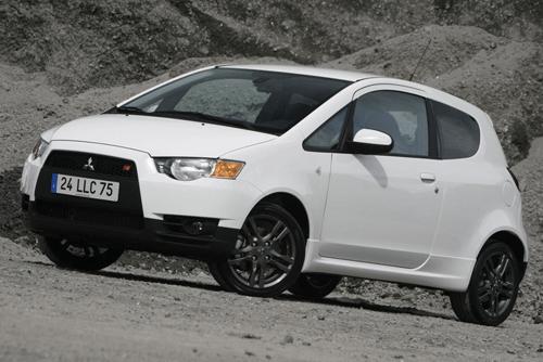 Mitsubishi-Colt-auto-sales-statistics-Europe