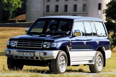 Mitsubishi_Pajero-second-generation-auto-sales-statistics-Europe