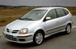 Nissan-Tino-auto-sales-statistics-Europe