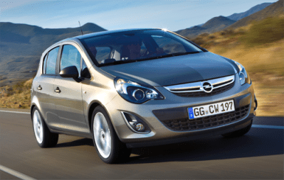 Opel-Corsa-auto-sales-statistics-Europe