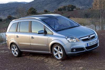 Opel-Vauxhall-Zafira-second-generation-auto-sales-statistics-Europe