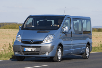 Opel-Vivaro-auto-sales-statistics-Europe