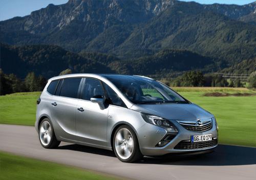 Opel-Zafira-auto-sales-statistics-Europe