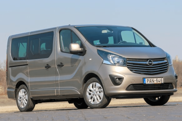 opel vauxhall vivaro tour european sales figures. Black Bedroom Furniture Sets. Home Design Ideas