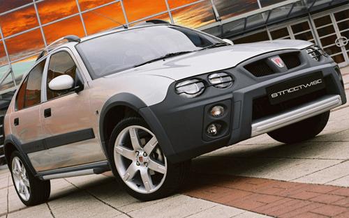 Rover-Streetwise-auto-sales-statistics-Europe