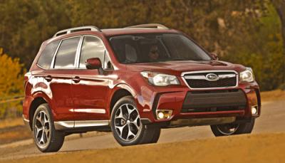 Subaru-Forester-auto-sales-statistics-Europe