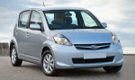 Subaru-Justy-auto-sales-statistics-Europe