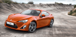 Toyota-GT86-auto-sales-statistics-Europe