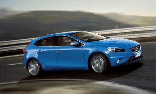 Auto Sales Europe Data: Volvo V40 European Sales Figures
