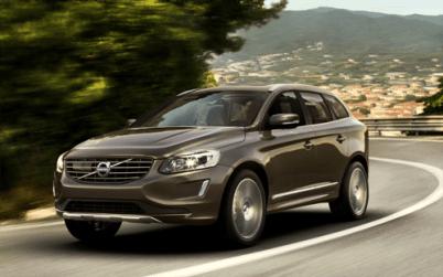 Volvo-XC60-auto-sales-statistics-Europe
