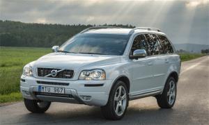 Volvo-XC90-auto-sales-statistics-Europe