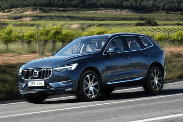 Volvo Xc60 European Sales Figures
