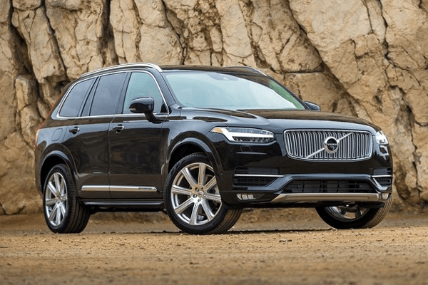 Volvo Xc90 European Sales Figures