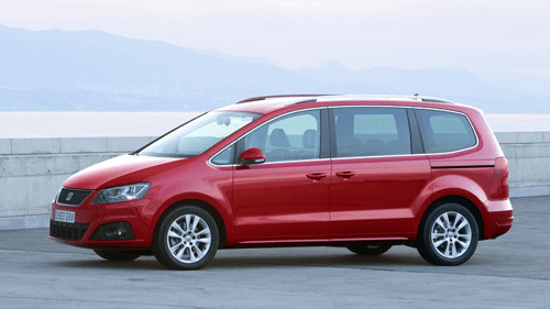 Auto Sales Europe Data: Seat Alhambra European Sales Figures