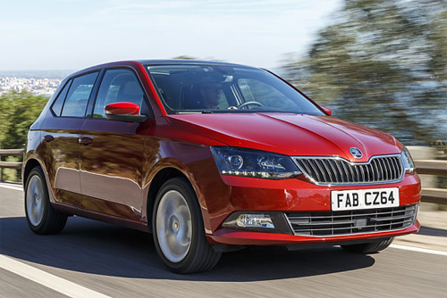 Auto Sales Europe Data: Skoda Fabia European Sales Figures