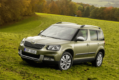 skoda yeti european sales figures. Black Bedroom Furniture Sets. Home Design Ideas