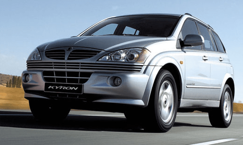 SsangYong-Kyron-auto-sales-statistics-Europe