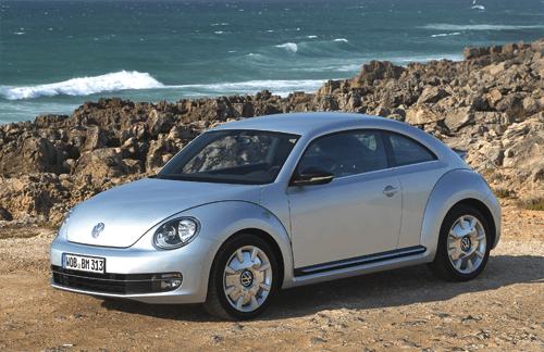 Volkswagen Beetle And New Beetle European Sales Figures