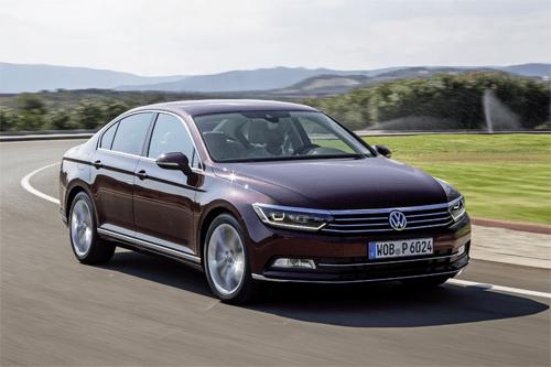 what volkswagen passat car estate review