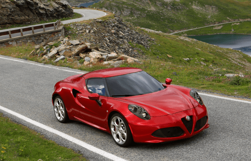 Alfa Romeo C European Sales Figures - Used alfa romeo 4c for sale