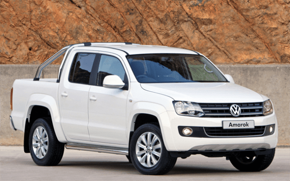 Auto Sales Europe Data: Volkswagen Amarok European Sales Figures